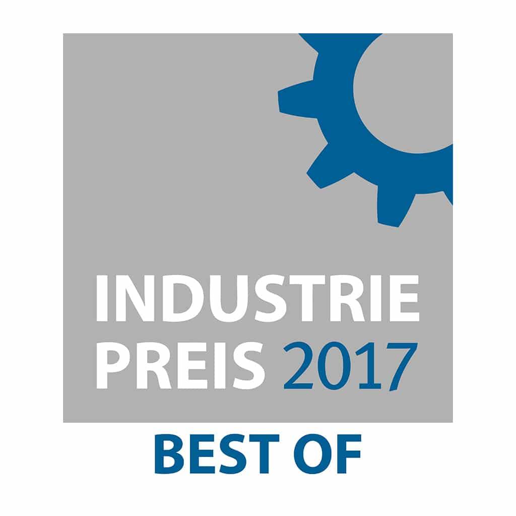 """Ocenenie """"Industriepreis 2017"""" pre spoločnosť Schwank GmbH."""