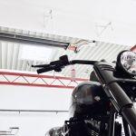 Motorka a vyššie Schwankov tmavý žiarič z rady calorSchwank.