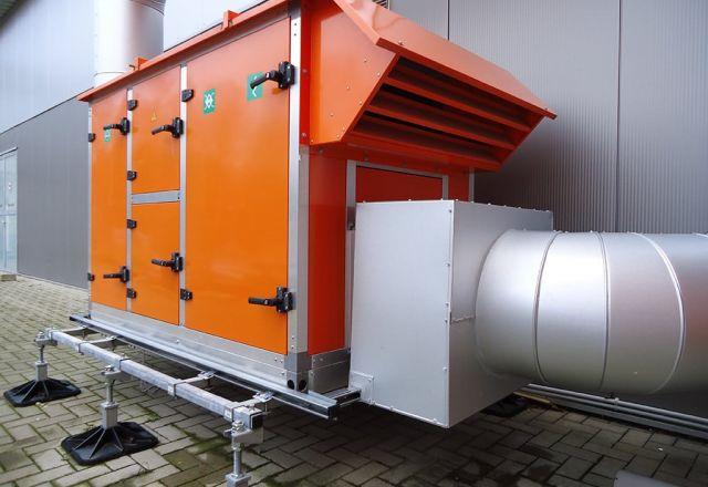 Obrázok produktu Schwank hybridSchwank kondenzačný systém aero.