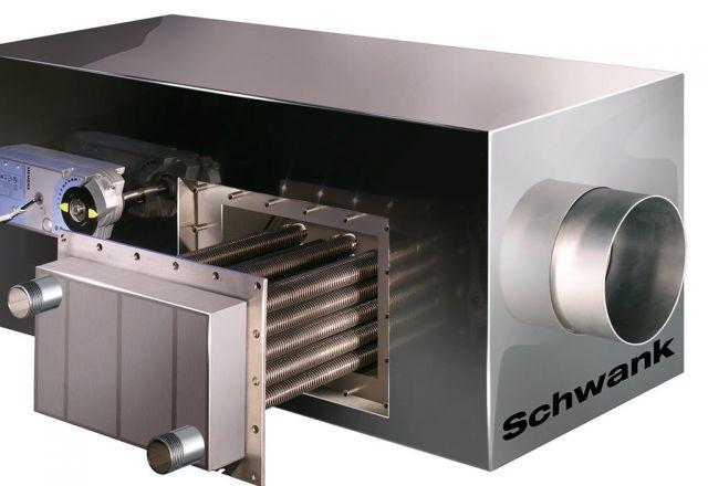Obrázok produktu kondenzačný systém hybridný Schwank hydro od spoločnosti Schwank.