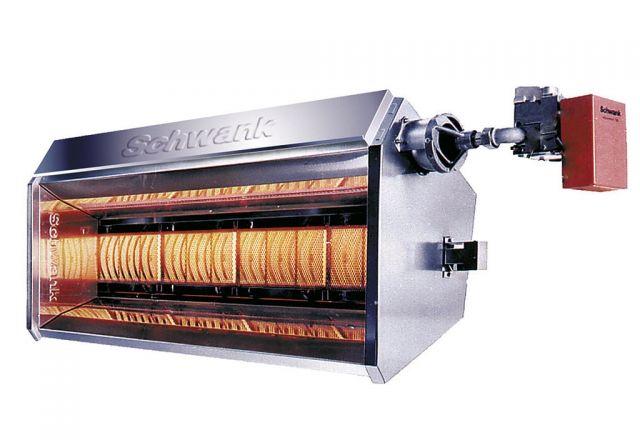 Obrázok produktu svetlý žiarič supraSchwank spoločnosti Schwank.