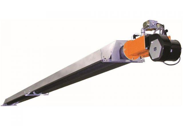 Produktový obrázok tmavého žiariča infraSchwank spoločnosti Schwank.